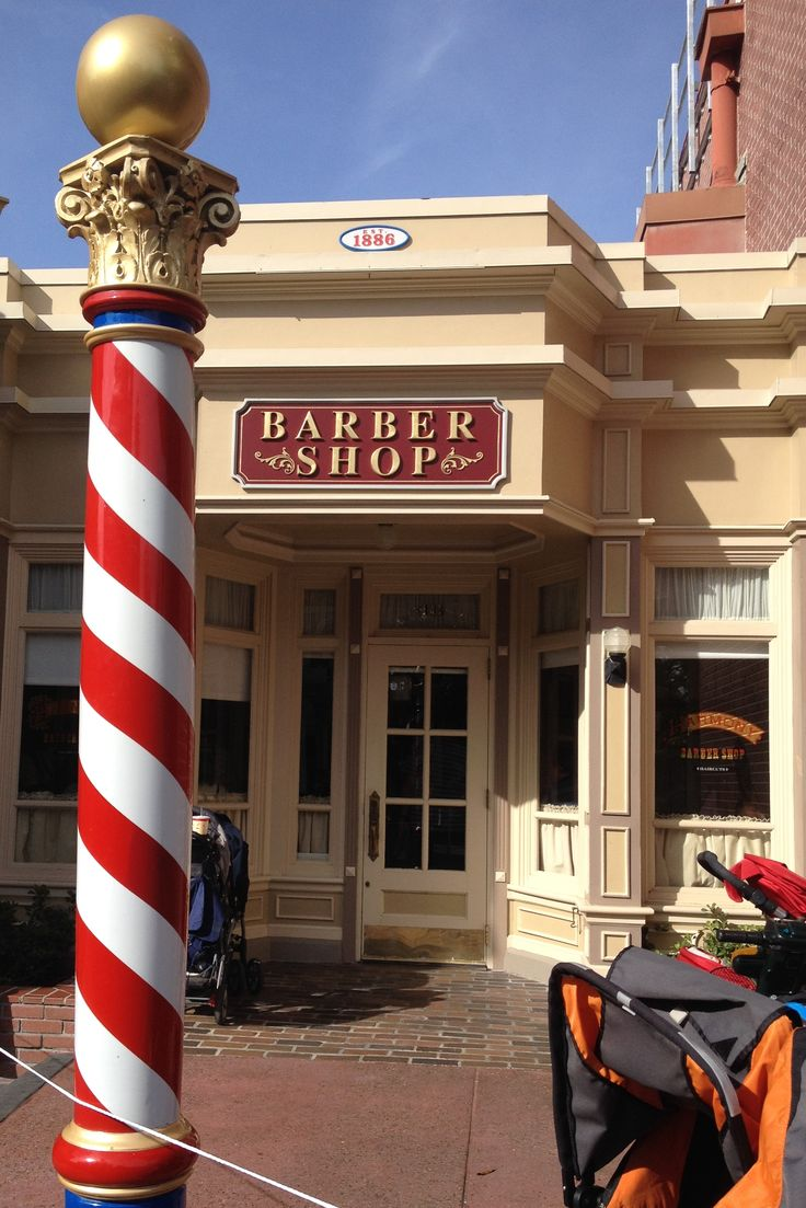 Top 5 Reasons to Visit Harmony Barber Shop at Walt Disney World's Magic Kingdom