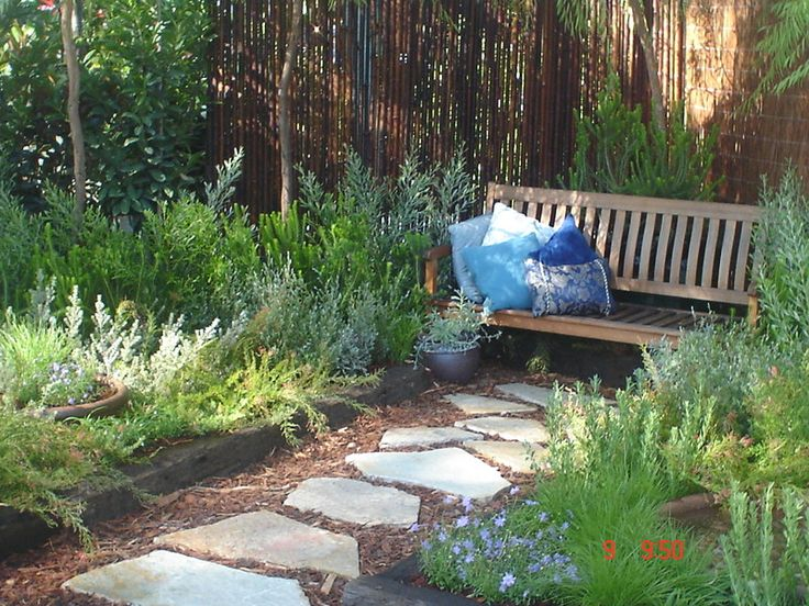 234 best along the garden path images on pinterest for Backyard design ideas australia