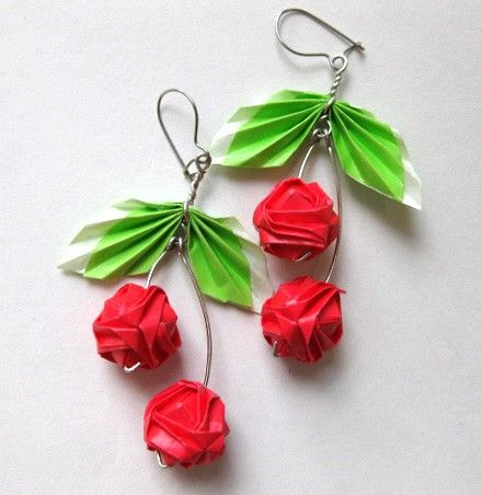 Cherry origami earnings.