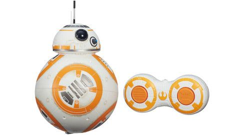 Pre-order your own RC #BB8 by Hasbro. Features movie accurate appearance from the upcoming #StarWars #TheForceAwakens