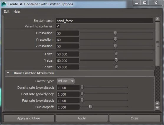 modelling, texturing, rendering, animation tutorial: make a smoke in maya