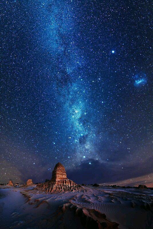#LightandColour | #MilkyWay