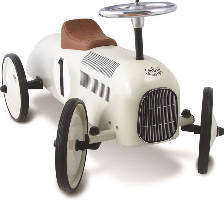 Wspaniała zabawka dla Twojego dziecka - piękny iniezwykle mobilny jeździk, wykonany z najwyższej jakości materiałów. Korpus z mocnej blachy, pokryty jest odpornym na zarysowania