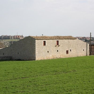 Sicily, a model of rural house