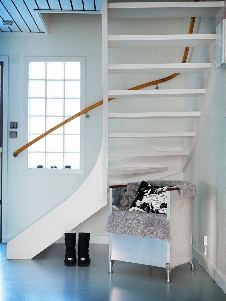 Måla om trappan – Hus & Hem