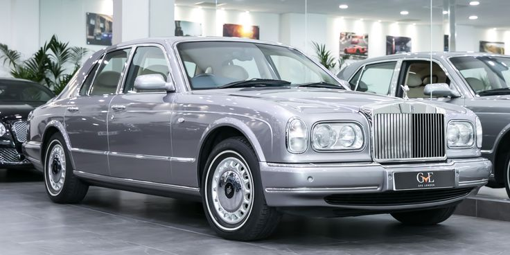Image result for rolls royce silver seraph