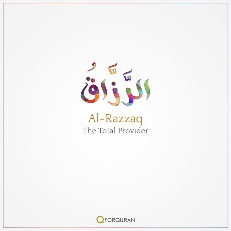 Al Razzaq- The Total Provider