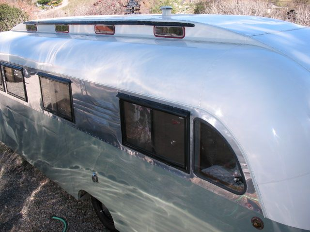 """1950 Westcraft """"Trolley Top"""" 24' """"Museum Quality ..."""