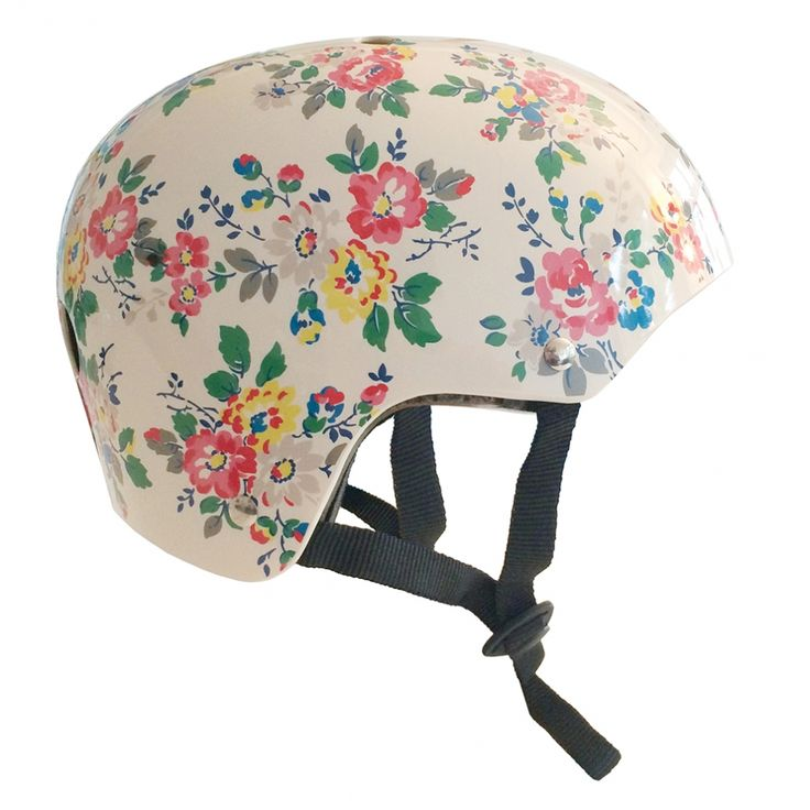 Cath Kidston Bicycle Helmet Kingswood Rose | Cyclechic | Cyclechic