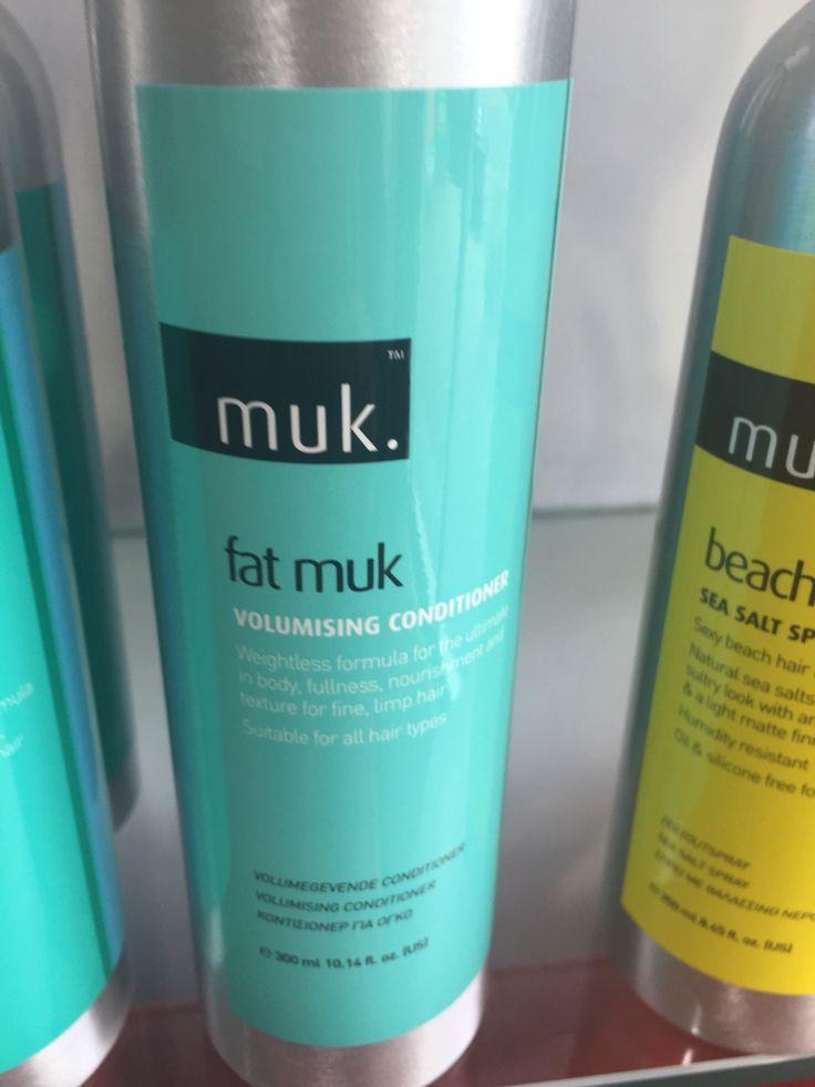 Muk hair care at indivia studio