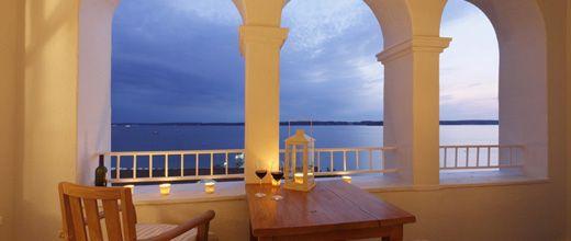 Deutschland: Zehn schöne Hotels am Strand