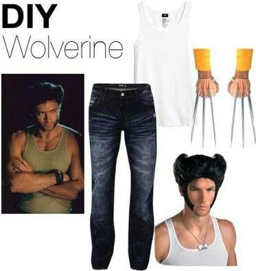 Fantasia de Wolverine