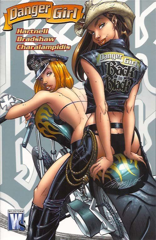 Danger Girl - Back in Black 1 (TPB)    Trade Paperback www.detoyboys.nl