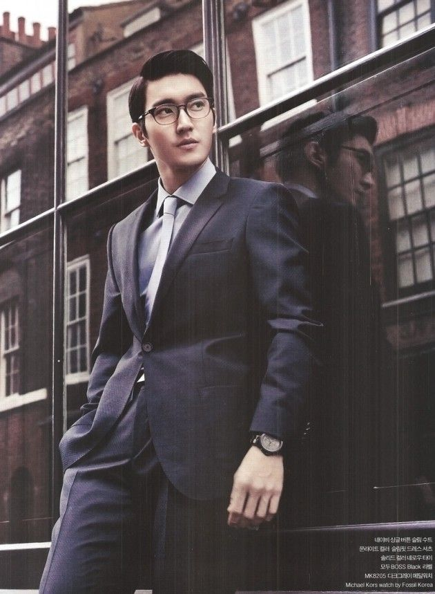 Choi Siwon. Super Junior.