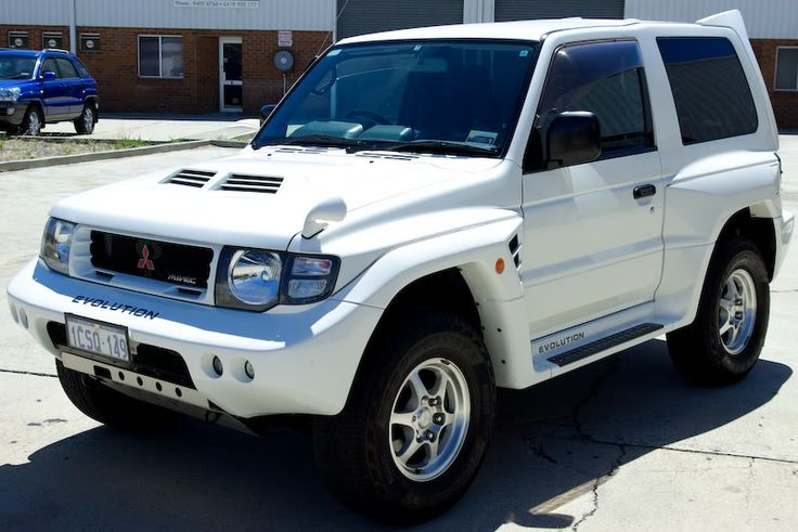 Brave Auto (Mark's) 1997 Mitsubishi Pajero Evolution - JDMVIP Forums JDM Japanese Cars Import Used Auctions