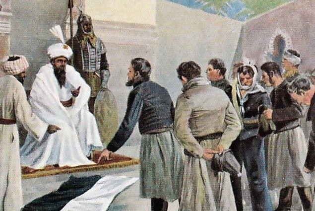Tahukah Anda? Kepala Negara Pertama Akui Kemerdekaan AS Adalah Sultan Mohammed al-Khatib  (Sebuah lukisan Raja Maroko menerima delegasi asing)  [portalpiyungan.com] WASHINGTON - Dunia diguncang dengan berita heboh kemerdekaan Amerika Serikat pada 4 Juli tahun 1776. Saat itu 13 Koloni Amerika yang sedang berperang melawan penguasa Inggris Raya tiba-tiba mengumumkan kemerdekaan mereka. Koloni yang sebelumnya dibentuk dari emigrasi warga Inggris puritan setelah gagal mengganti konstitusi…