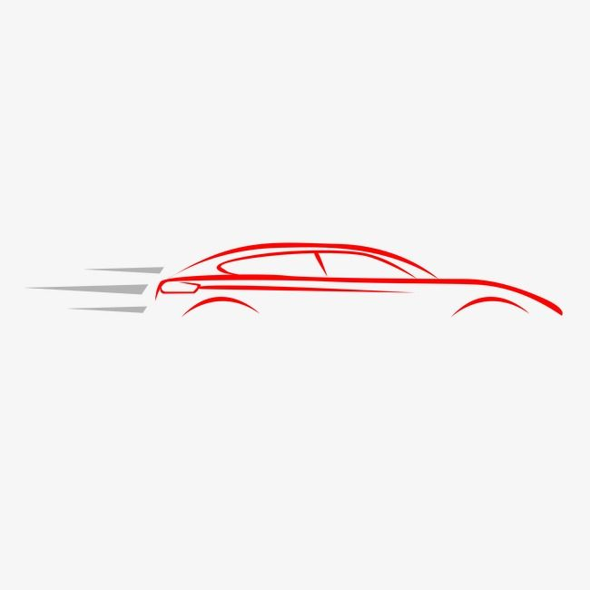 Vector Car Car Clipart Car Line Drawing Png Transparent Clipart