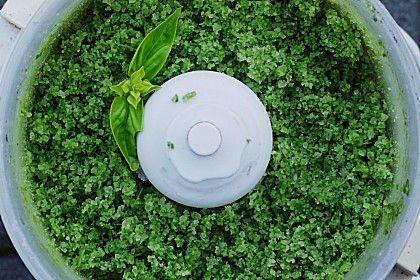 Basilikumsalz, ein schmackhaftes Rezept aus der Kategorie Geheimrezepte. Bewertungen: 31. Durchschnitt: Ø 4,2.