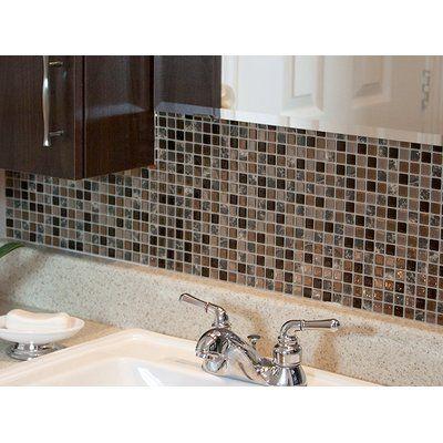 Smart Tiles Mosaik Minimo Roca 11 55  x 9 64  Peel   Stick Wall. 17 Best ideas about Smart Tiles on Pinterest   Smart tiles