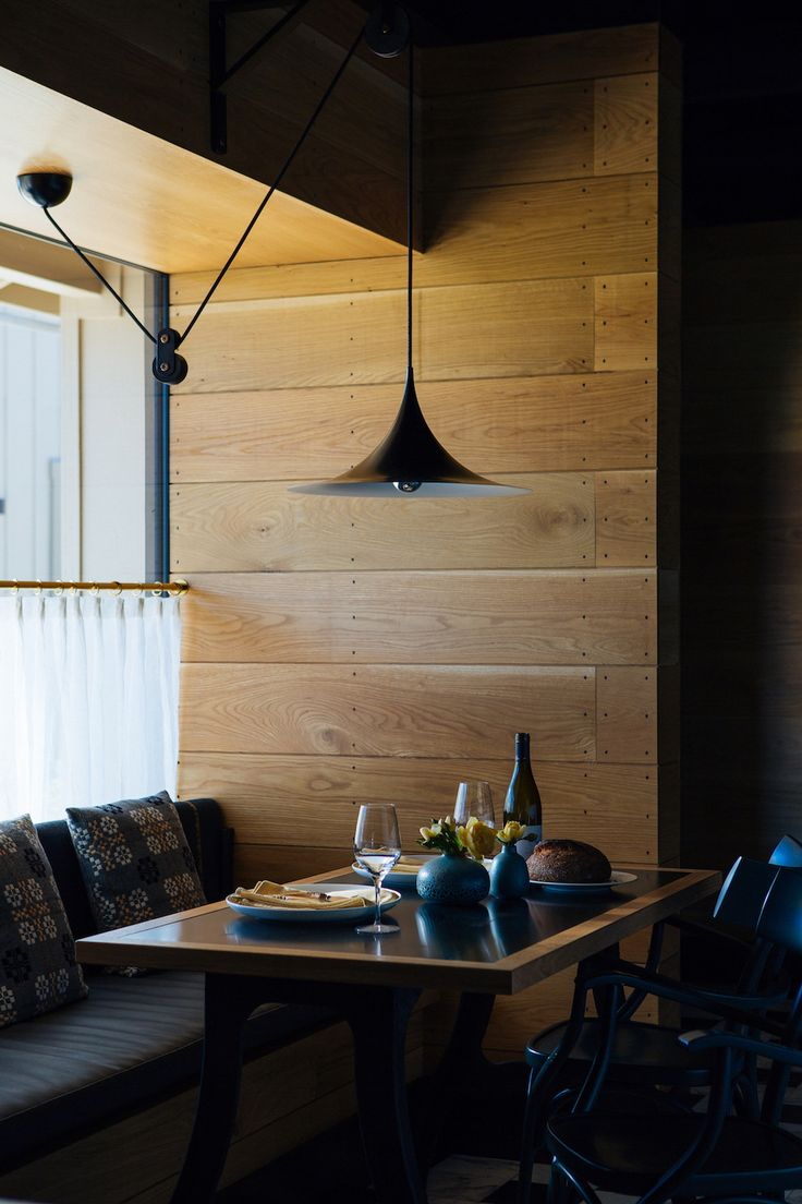 Says San Francisco Designer Nicole Hollis Of A Recent Restaurant Project:  U201cFor A Scandinavian