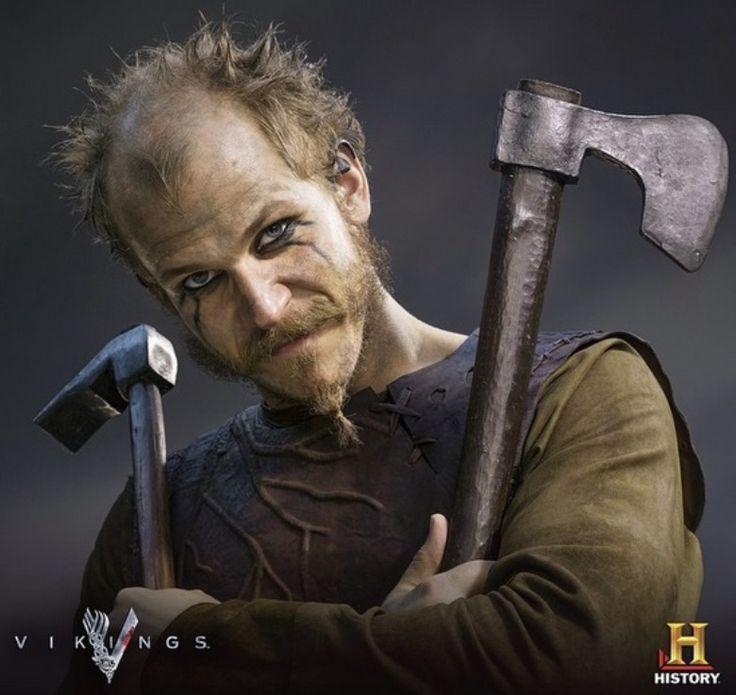Vikings TV Show Cast: Season 3 New Characters & Spoilers   Heavy ...