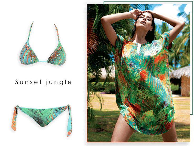 Sunset Jungle Style by Vacanze Italiane