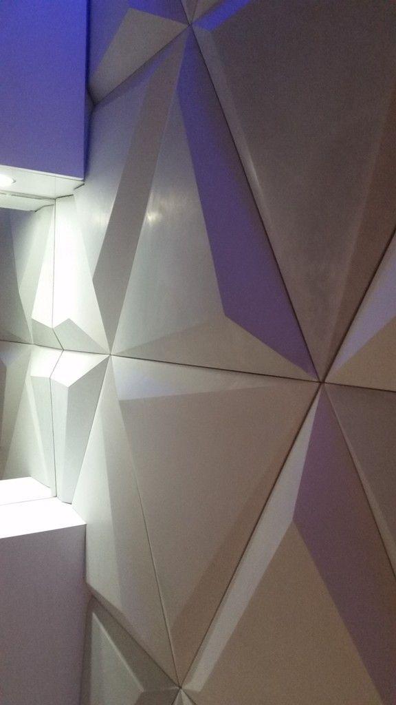 Beton architektoniczny 3D - Bizzara