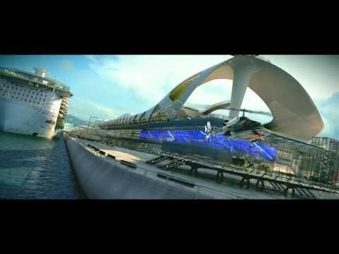 ▶ Kai Tak Cruise Terminal [Foster + Partners] - dbox - YouTube