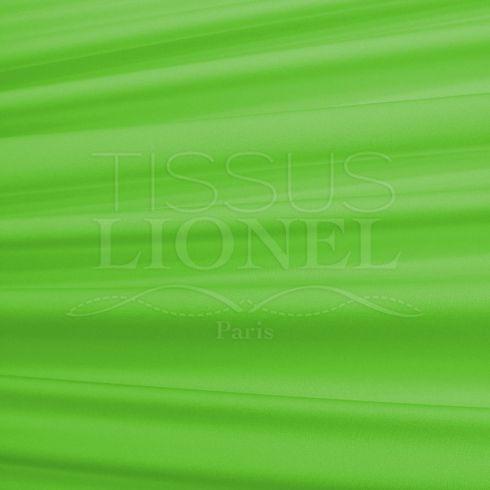 lycra brillant vert fluo