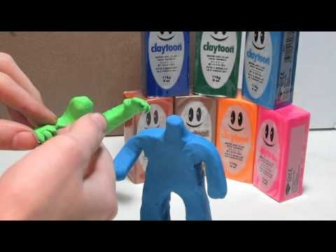 How to make a claymation video tutorial ~Simple~