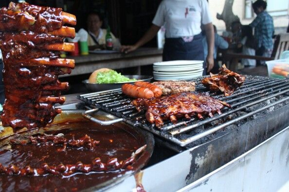 A must try - pork ribs @Shawn Davis Nuri's