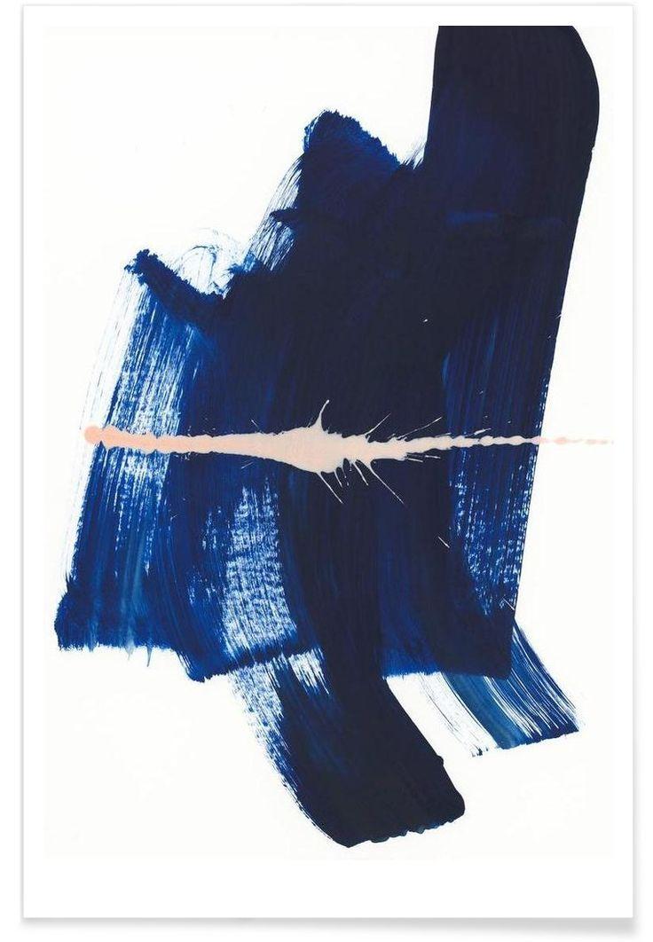 Brushstrokes 4 VON Iris Lehnhardt now on JUNIQE!