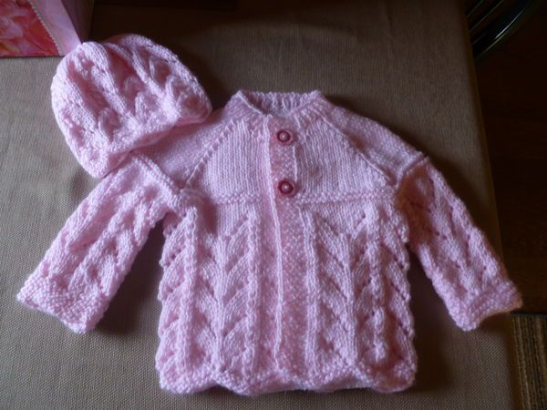 Free Baby Sweater Knitting Patterns Baby Girl Sweater