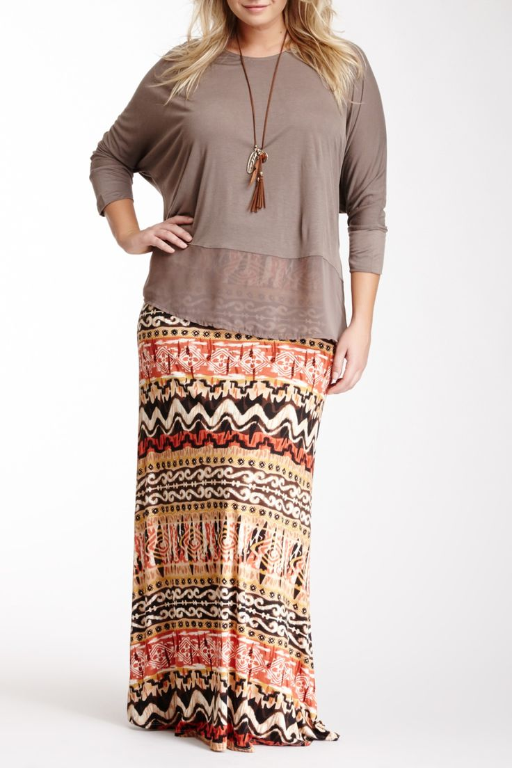 Best 25+ Printed maxi skirts ideas on Pinterest | Bracelets with ...