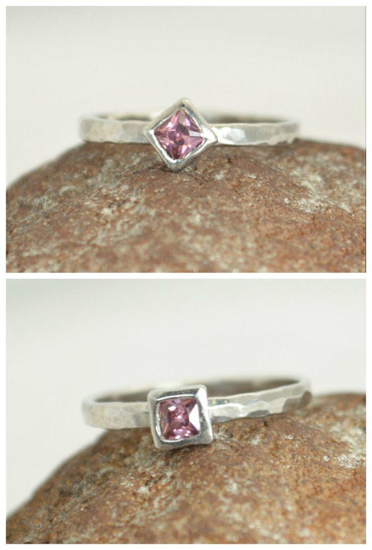 Square Alexandrite Ring, Alexandrite White Gold Ring, June's Birthstone Ring, Square Stone Mothers Ring, Square Stone Ring, Alexandrite Ring by Alaridesign on Etsy https://www.etsy.com/listing/479352881/square-alexandrite-ring-alexandrite