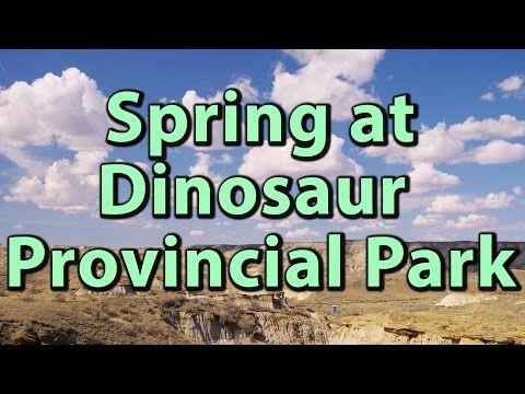 Dinosaur Provincial Park 2016 4K Video – Journey Alberta