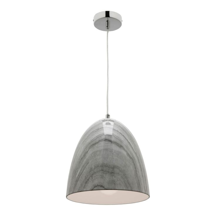 Buy Cougar Lighting's Rampi 1 Light Grey Marble Pendant at OnlineLighting.com.au. Visit our online store today or call us at 1300 791 345!