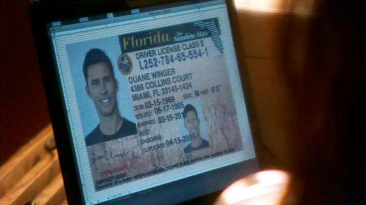 "Duane Winger aka Michael Westen. From ""Signals & Codes"" Season 3"