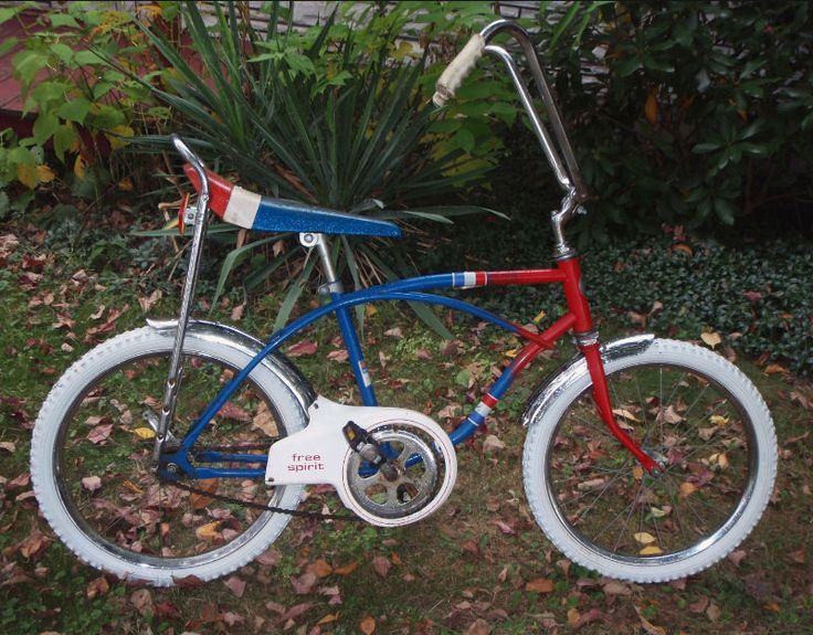 Bicentennial Bike Sears Free Spirit 1976 Vintage Bicycles