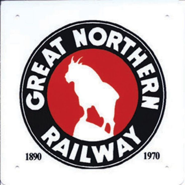 Railroad Logos Downloadable | Great Northern Railroad Logo