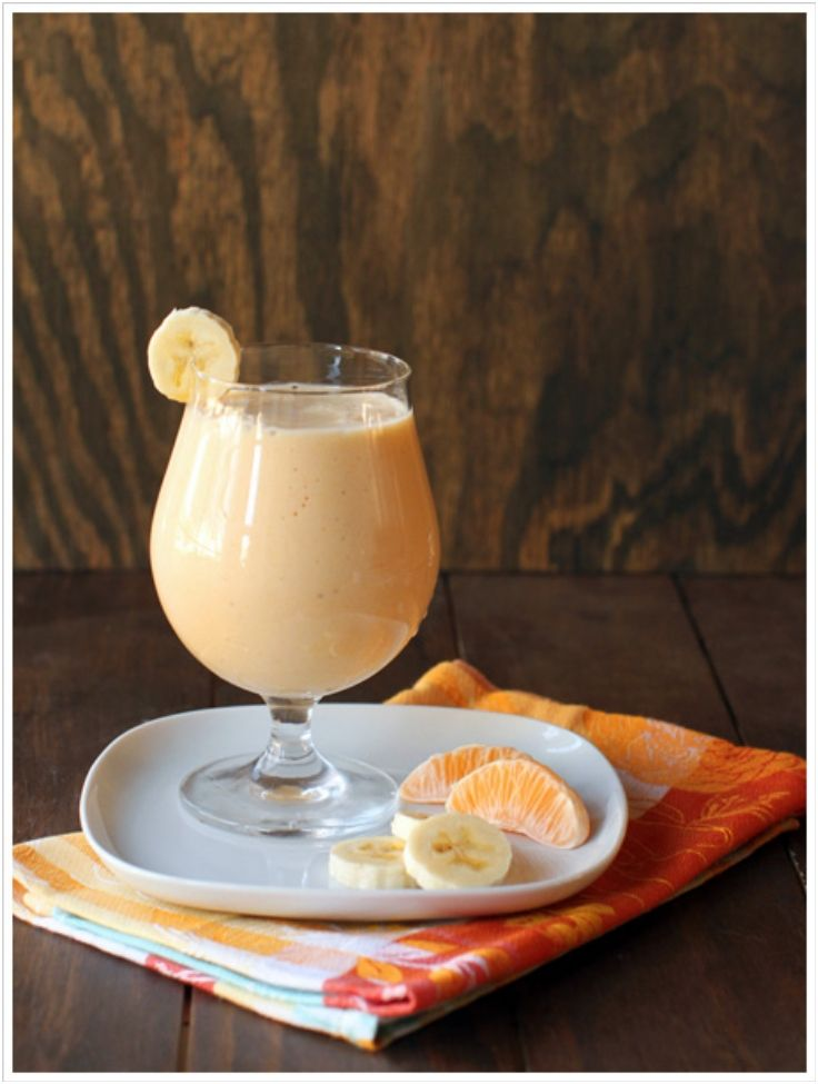 #Citrus #Ginger #Smoothie 15 #Refreshing Post-Workout Shakes And Smoothies   All Yummy #Recipes