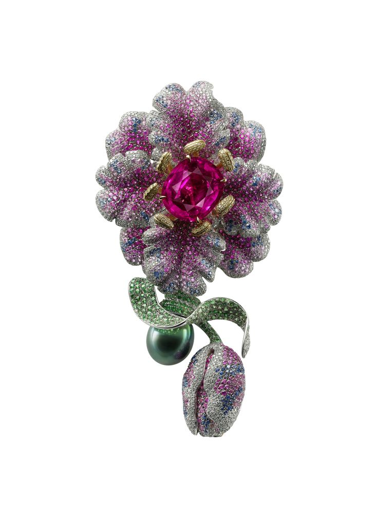 Brooch from Tulip multifunctionality set.