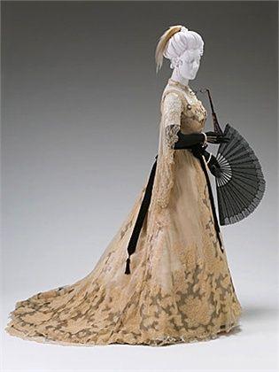 Charles Frederick Worth' s dress