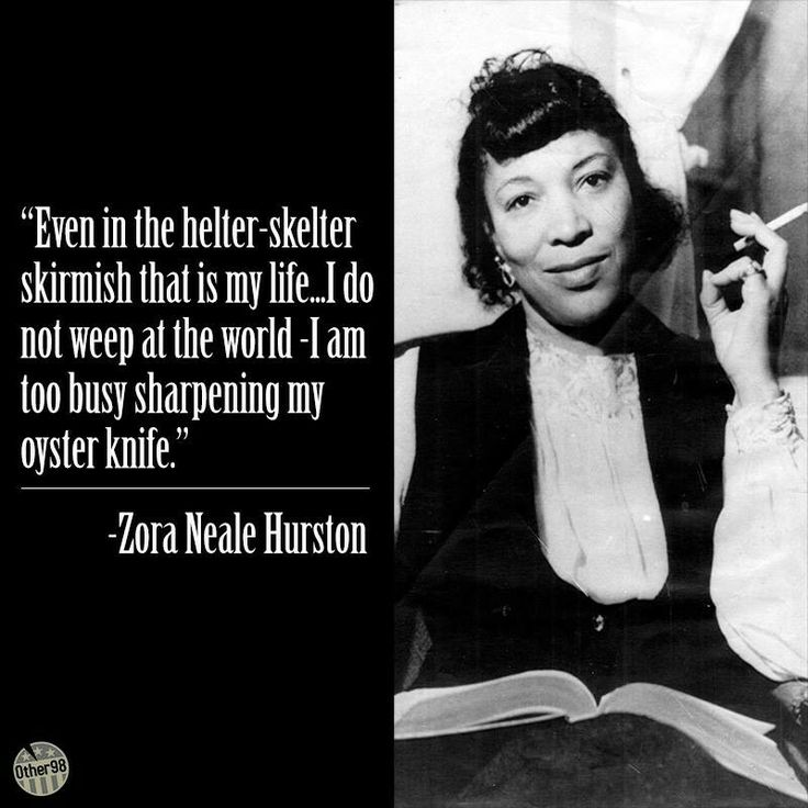 sweat by zora hurston News about zora neale hurston commentary and archival information about zora neale hurston from the new york times.