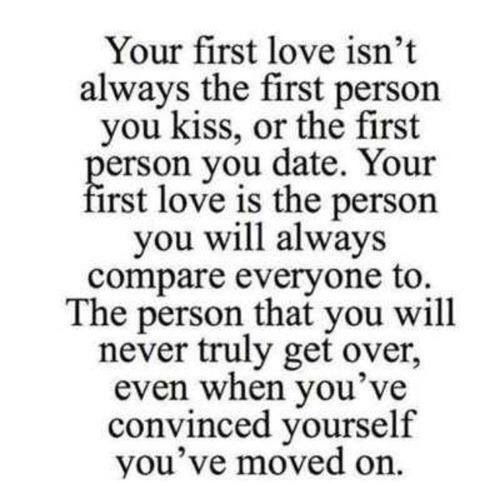 first real love