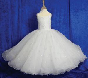 Gypsy style communion dresses