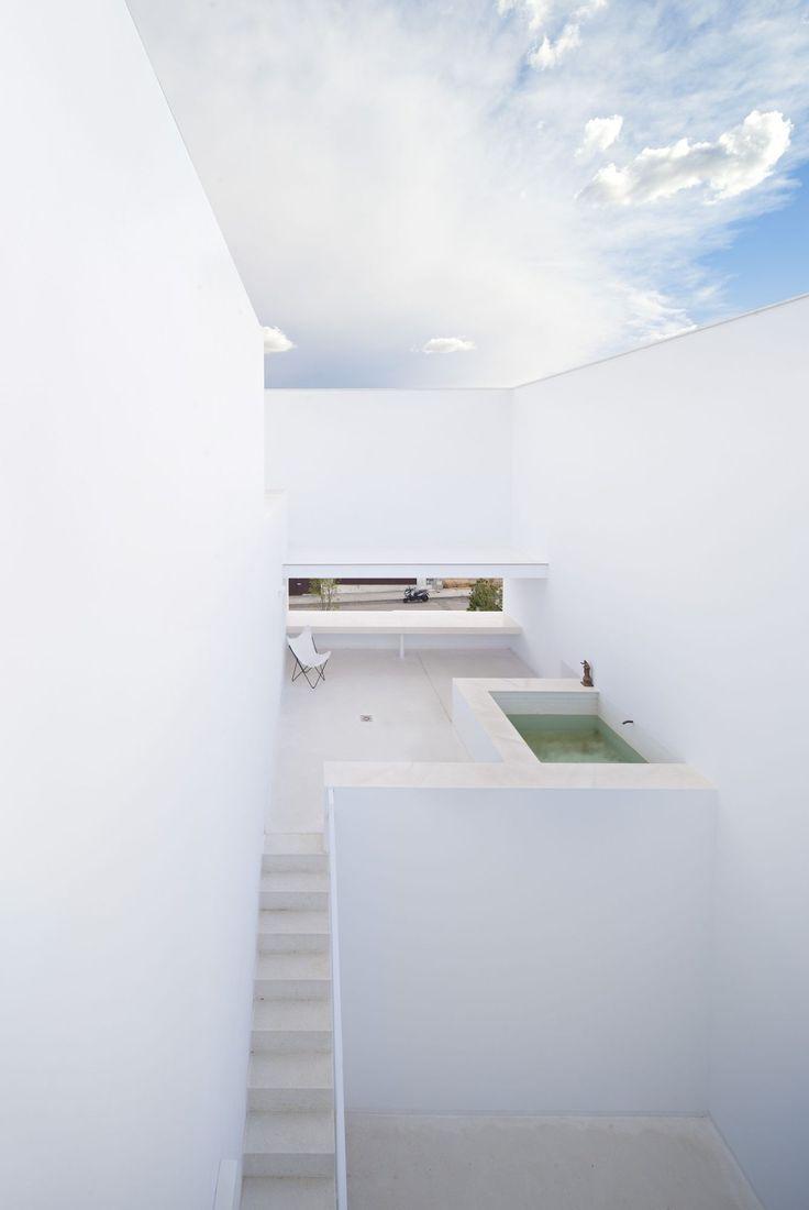 Alberto Campo Baeza . Cala House . Madrid (10)