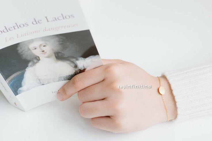 round charm bracelet,B014R