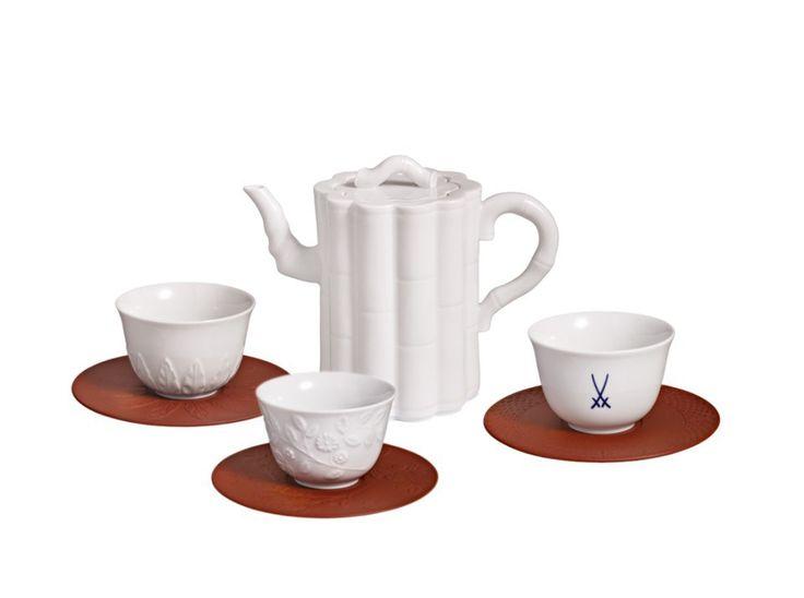 Организация дзен и чайная церемония, белый