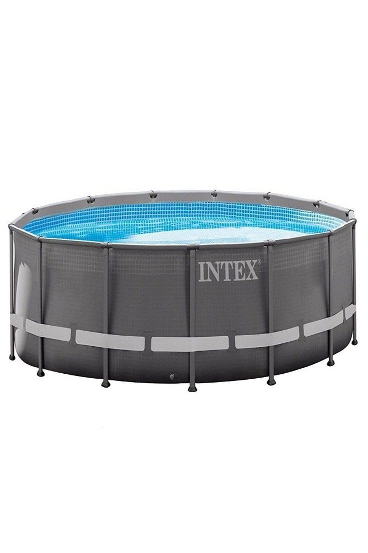 Pool Filteranlage Ohne Sand 459 95 Intex 14ft X 42in Ultra Frame Pool Set With Filter Pump